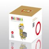 LOZ DIY Diamond Mini Blocks Figure Toy 9304 Alpaca