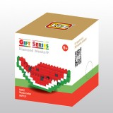 LOZ DIY Diamond Mini Blocks Figure Toy 9292 Watermelon