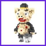 LOZ DIY Diamond Mini Blocks Figure Toy 9411 Pig
