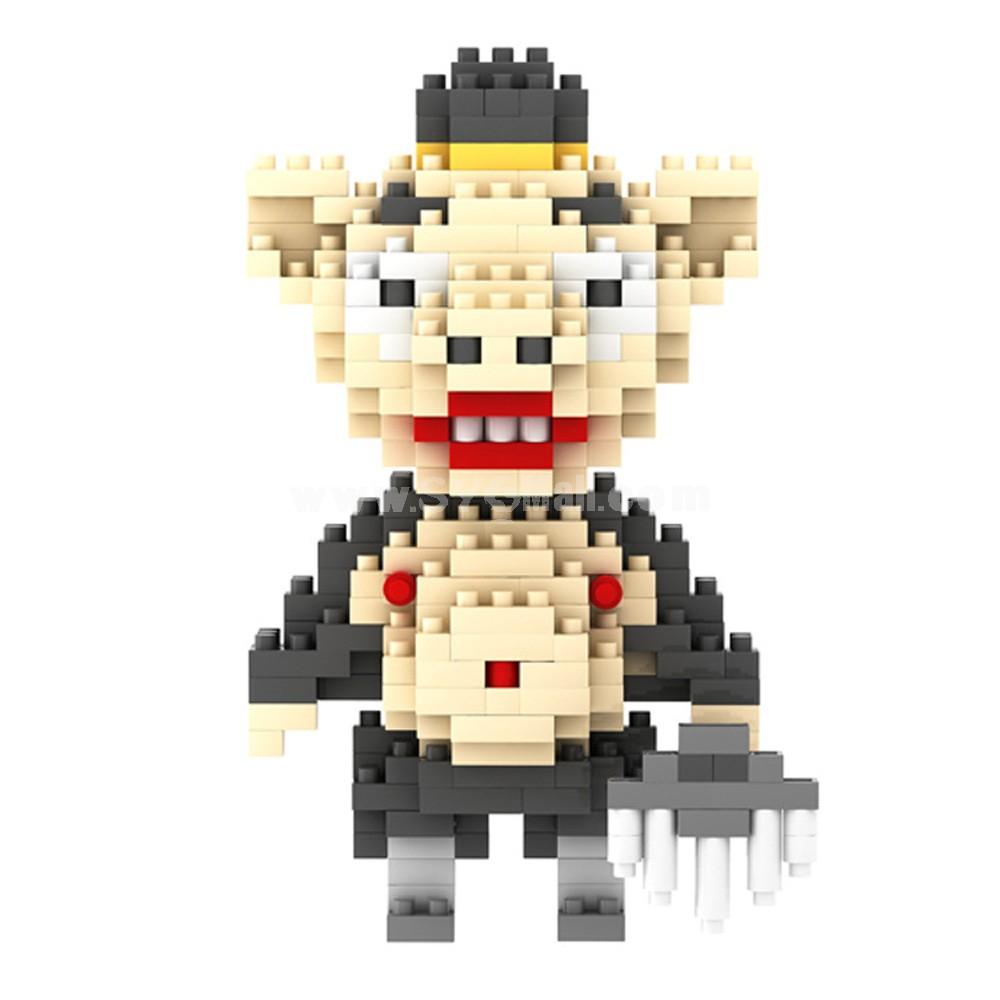 LOZ DIY Diamond Blocks Figure Toy 9411 Pig