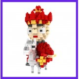 LOZ DIY Diamond Mini Blocks Figure Toy 9409 Tang Monk