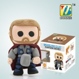 wholesale - DIY Colorful Modeling Clay Figure Toy Thor BN9989-3