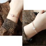 Wholesale - Wanying Stylish Round Zircon Bracelet