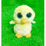 Wholesale - Lovely TY Collection Kiiroitori Plush Toy Small Charms Stuffed Animal Plush Doll Toys 15cm/5.9inch