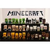 wholesale - MineCraft MC Block Mini Figure Toys 36pcs Set 3cm/1.17inch