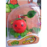 wholesale - Plants vs Zombies Figure Toy ABS Plastic Shooting Toy - Tomato-pult