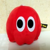 wholesale - Pixels Defense Pac Man Series Plush Toy Red Ghost 15cm/5.9inch