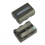 Wholesale - PISEN 1400mAh Battery for Sony FM55H Replacement