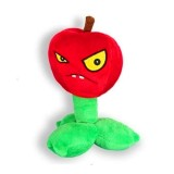 wholesale - Plants VS Zombies Plush Toy Stuffed Animal - Cherry Bomb 17CM/6.7Inch Tall