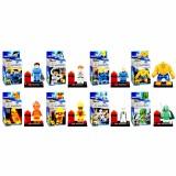 wholesale - Fantastic Four Lego Compatible Building Blocks Mini Figure Toys 8Pcs Set JR136
