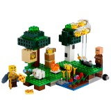 Wholesale - MineCraft The Bee Farm Building Blocks Mini Figure Toys 250Pcs Set