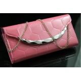 Wholesale - Stylish PU Long Women Wallet/Evening Handbag/Clutch