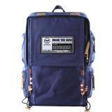 Wholesale - MCYS&JPN Durable Canvas Zipper Laptop Backpack 1008