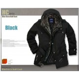 Wholesale - Men's Coat Cotton Padded Extra Thick Hooded (209-6280)