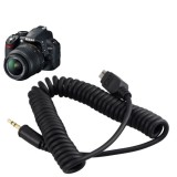 Wholesale - CL-DC2 Remote Control Shutter Cable for RW-221 TF-362 TF-372 TC-252 TW-282
