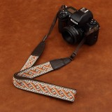 Wholesale - Shoulder Strap for SLR Camera Universal Type Embroidery Series (CAM8443)