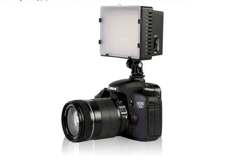 CN-160 Dimmable LED Video Light Ultra High Power 160 LED Digital Camera