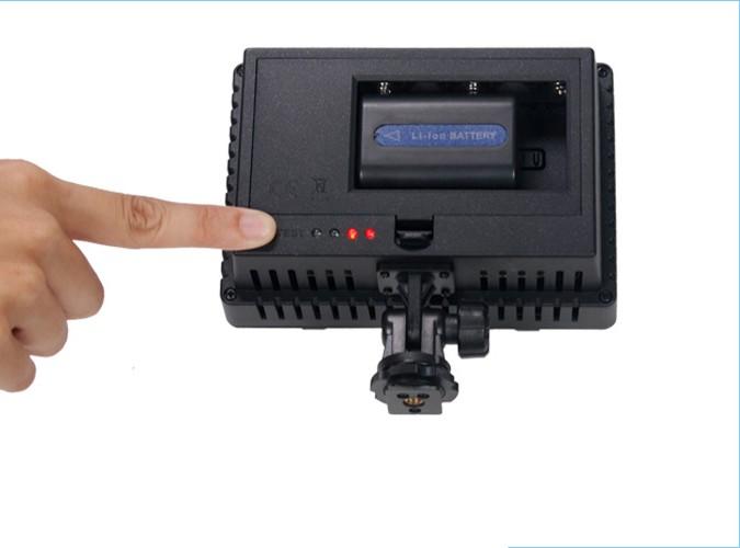 CN-160 Dimmable LED Video Light Ultra High Power 160 LED Digital Camera
