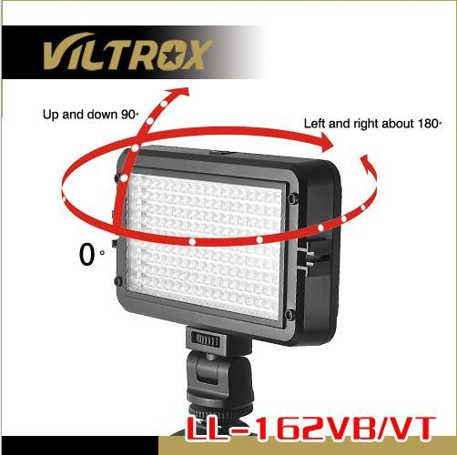 Video Lamp Shoe Mount Light Panel