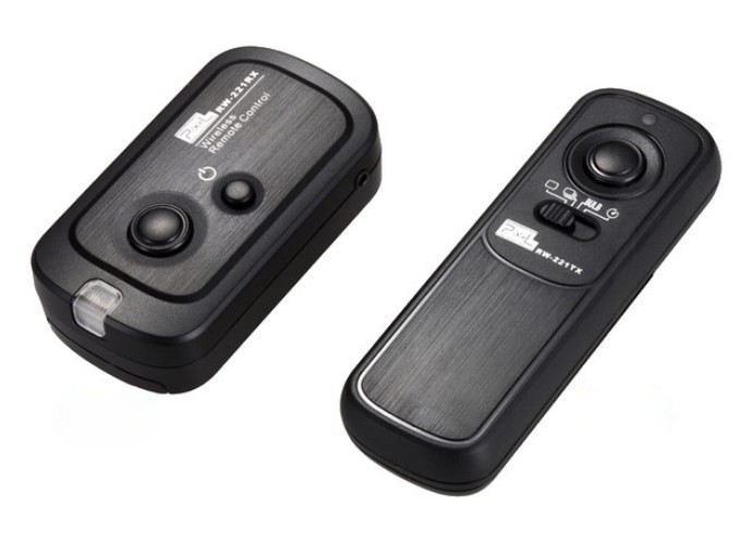 Pixel RW-221 N3 100M Codeless Shutter Release for Canon