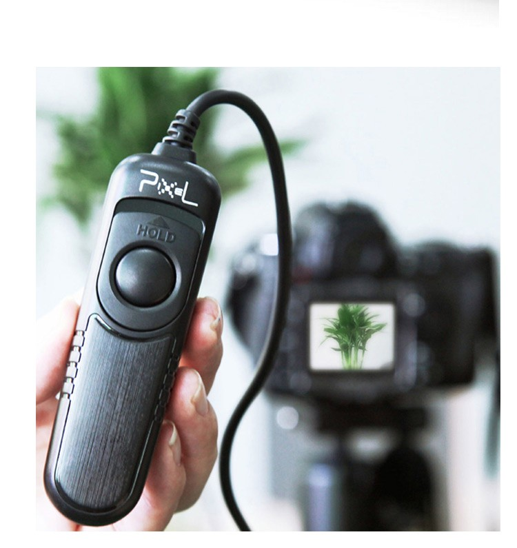 PIXEL RC-201 RS1 Code Shutter Release Controller for Panasonic LC-1 L1 G1 GH1 GH2 GF1