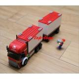 Wholesale - WANGE High Quality Building Blocks Truck Series 310 Pcs LEGO Compatible