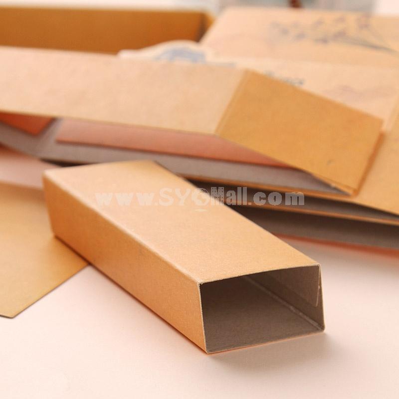 Storage Box Paper Le Petit Prince Printing DIY (SN1394)
