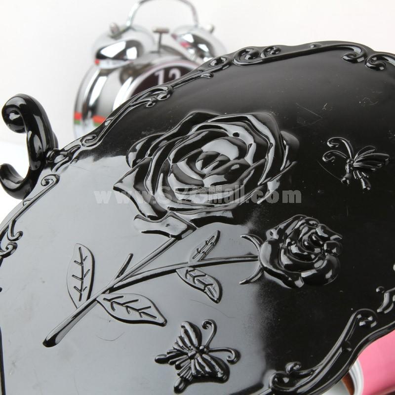 Desktop Makeup Mirror Vintage Rosamultiflora Style  (E9911)