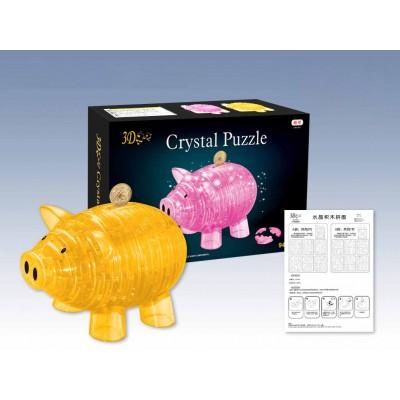 https://www.orientmoon.com/60132-thickbox/94-in-1-3d-piggy-pattern-crystal-jigsaw-puzzle-2pcs.jpg