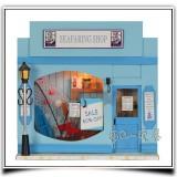 Wholesale - Wooden DIY Handmade Self-Assemble Dollhouse Mini House 13509