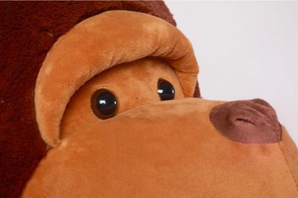 "Cartoon Monkey Style 90cm/35"" PP Cotton Stuffed Toys"