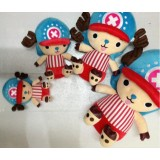 "Wholesale - One Piece ""Chopper"" 45cm/18"" PP Cotton Stuffed Animal Plush Toy"