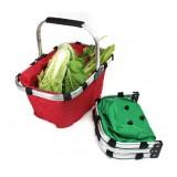 Wholesale - Folding Shopping Basket Extra Large