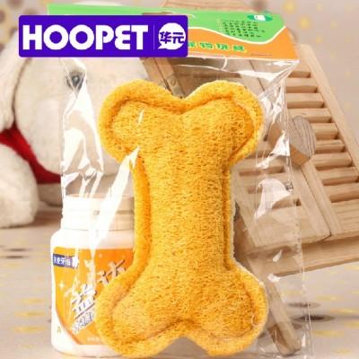 https://www.orientmoon.com/63405-thickbox/hoopet-bone-shaped-cleaning-tooth-loofah-sponge-pet-toy.jpg