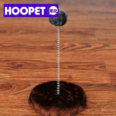 https://www.orientmoon.com/63467-thickbox/hoopet-scratching-pad-with-sring-ball-for-cat.jpg