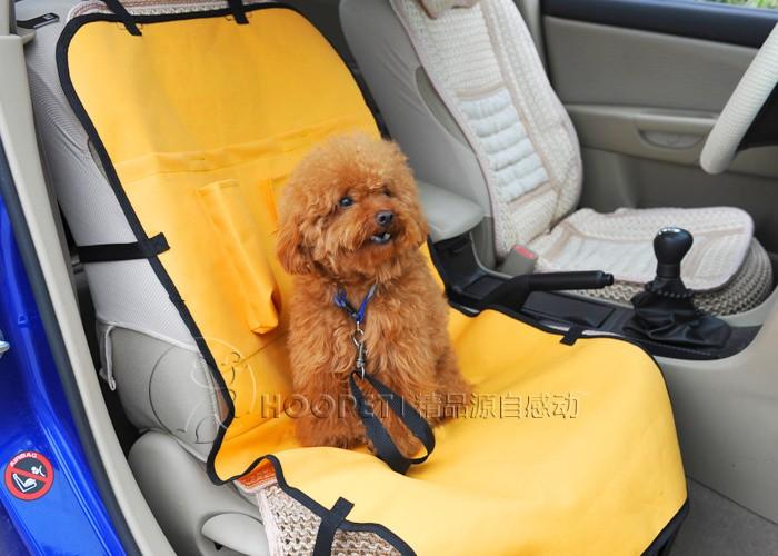 Oxford Fabric Waterproof Pet Mat Used in Car
