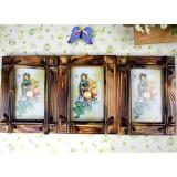 Wholesale - ZAKKA Wooden Photo Frame 3pcs