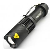 wholesale - PAISEN CREE XML-T6 Mini Variable Focus Waterproof LED Glare Flashlight, Outdoors