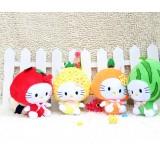 wholesale - KT Plush Toys Stuffed Animals Set 2Pcs 18cm/7Inch Tall