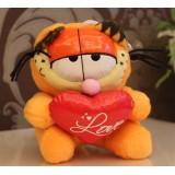 Wholesale - Garfield Plush Toys Stuffed Animals Set 2Pcs 18cm/7Inch Tall