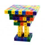 Wholesale - 200 pcs Cubic Plastic Building Blocks Toy