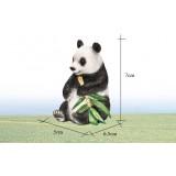 Wholesale - Land Animals Novel Figurine Toys -- Panda