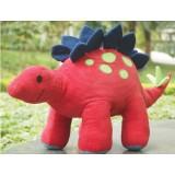 "Wholesale - Cartoon Dinosaur Plush Toy - Stegosaurus 51cm/20.1"" Tall"