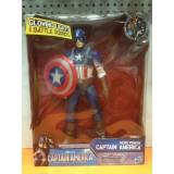 "wholesale - Captain America Action Figures Glowing Light and Battle Sound Effect 26cm/10.2"""
