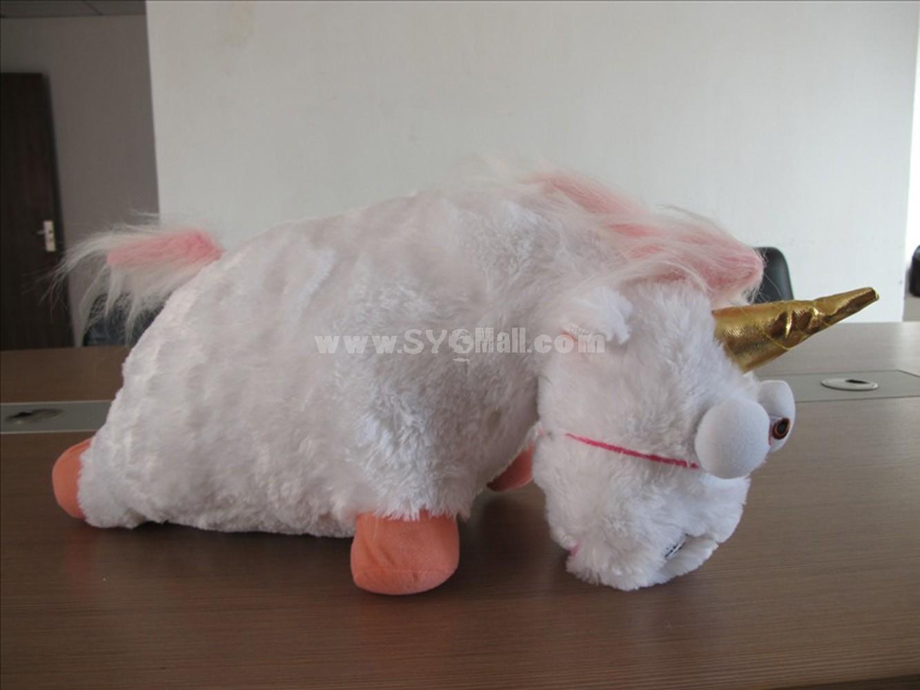 Despicable Me 2 Minions Figures Plush Toy the Unicorn 60cm/23.6inch