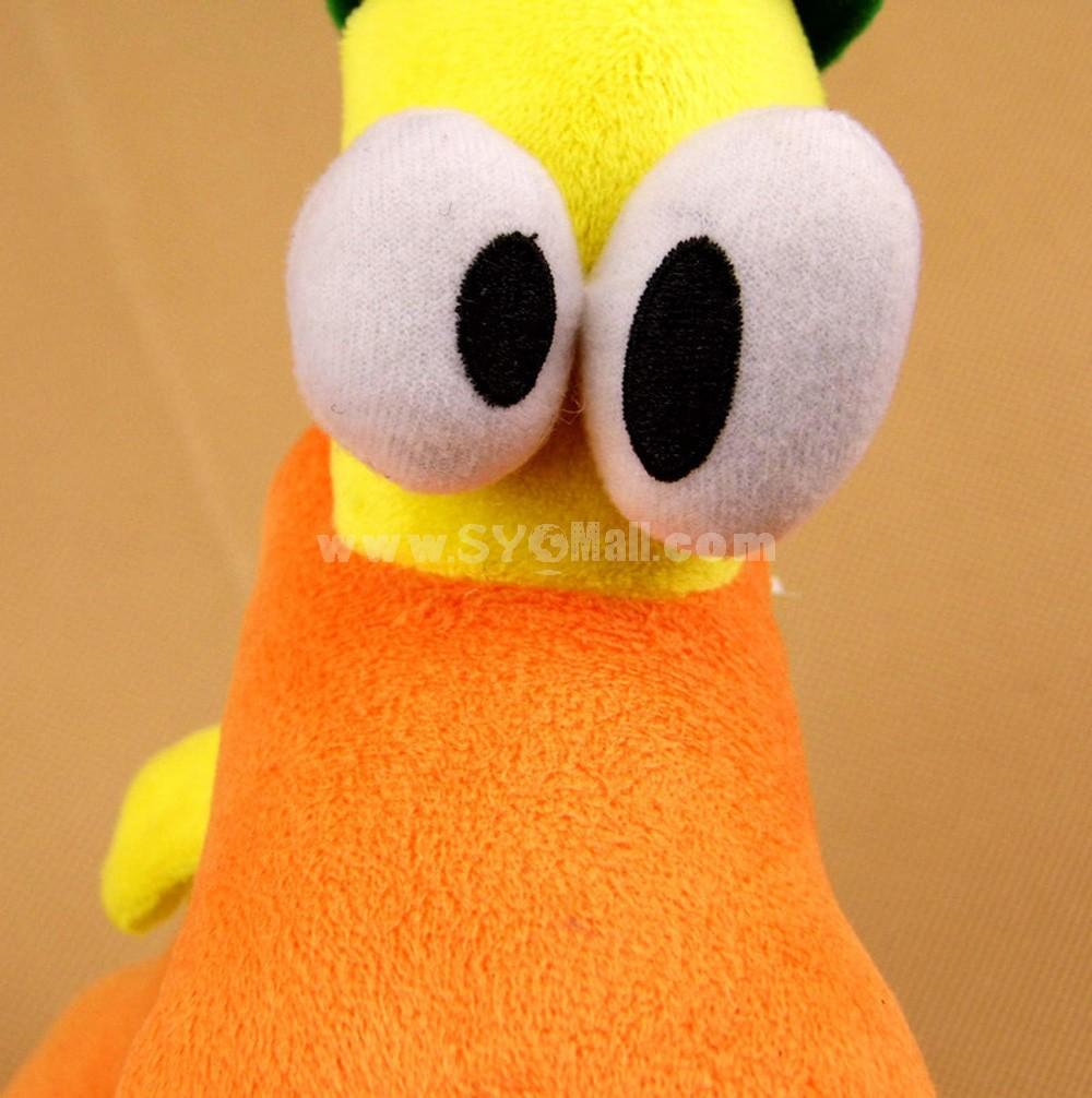 Pocoyo Figures Plush Toy -- Pato 22cm/8.7inch