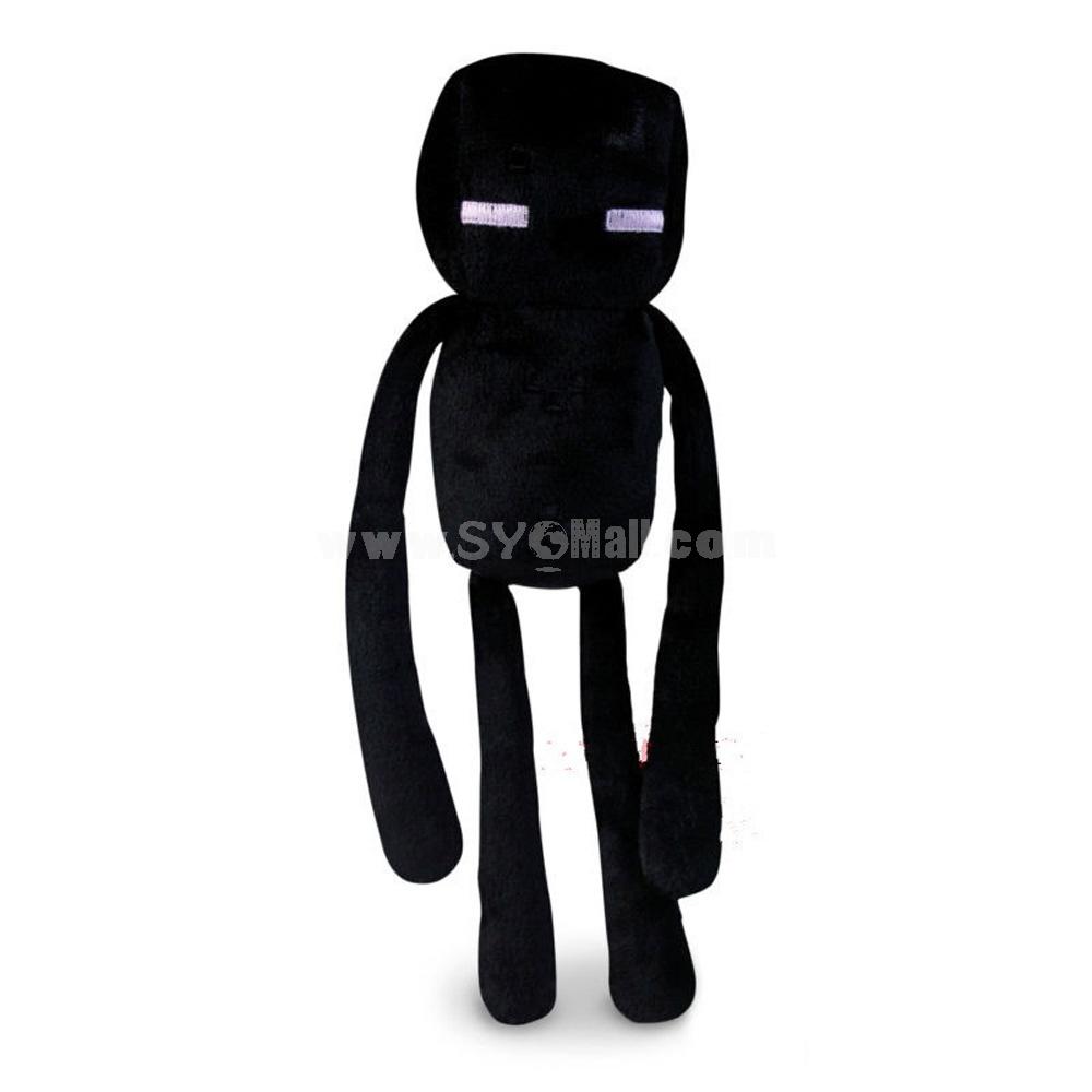 Minecraft Figures Plush Toy Creeper Enderman Mooshroom 6pcs/Lot 18cm/7.1inch
