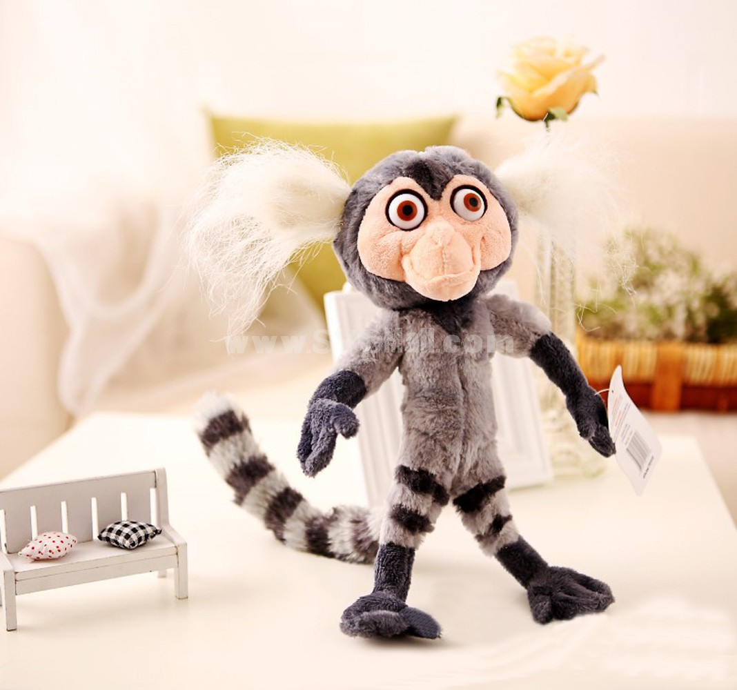 RIO Figures Monkey Moren Plush Toy 30cm/11.8inch