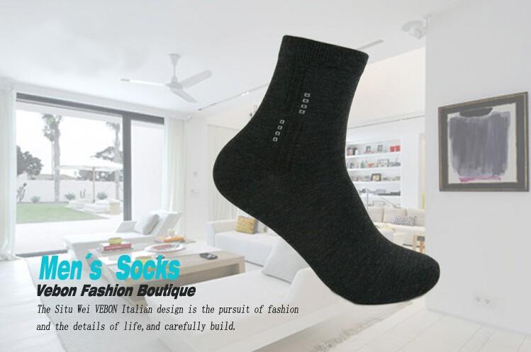 Man Thick Winter Socks Man Formal Socks 8pairs/Lot