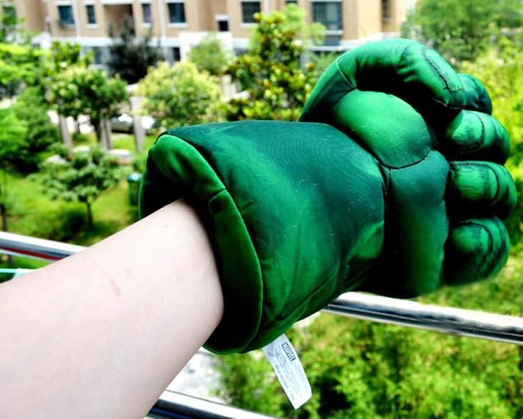 """Hulk Boxgloves Plush Toy 30cm/11.8"""" 1 Pair"""